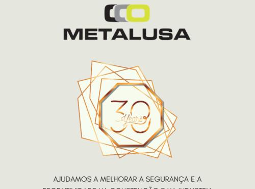 METALUSA® 30 Años