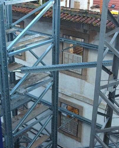 Construcción de edificio residencial en Aveiro