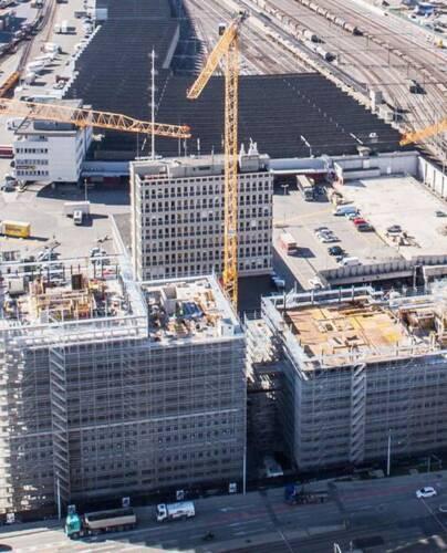 Edificio de oficinas/residencial Suiza