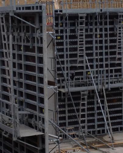 Edificio Industrial Basilea